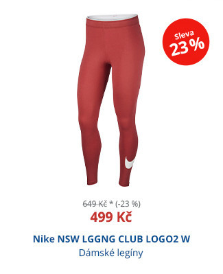 Nike NSW LGGNG CLUB LOGO2 W