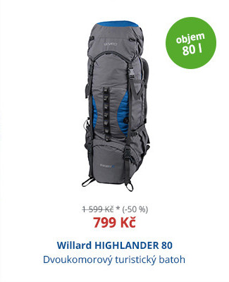 Willard HIGHLANDER 80
