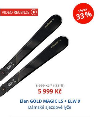 Elan GOLD MAGIC LS + ELW 9