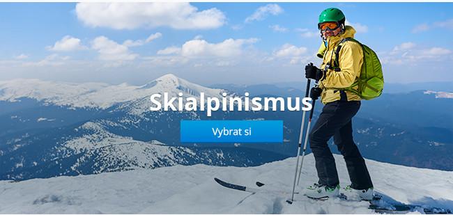 Skialpinismus full banner