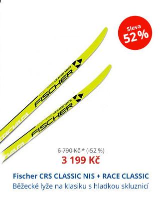 Fischer CRS CLASSIC NIS + RACE CLASSIC
