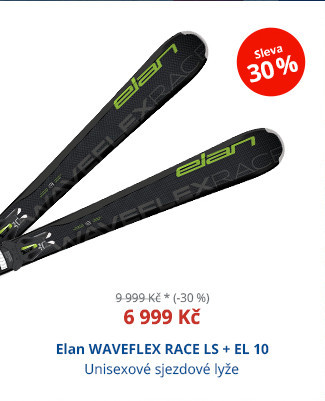 Elan WAVEFLEX RACE LS + EL 10