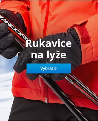 Rukavice na lyže