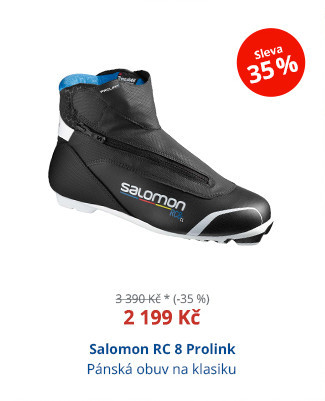 Salomon RC 8 Prolink