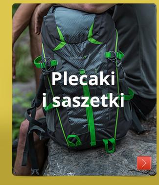 Plecaki i saszetki