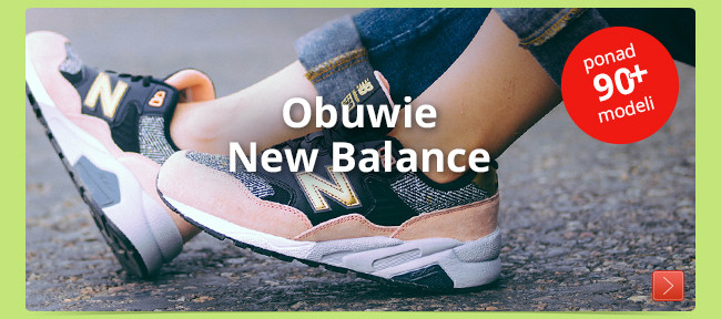 Obuwie New Balance / ponad 90 modeli