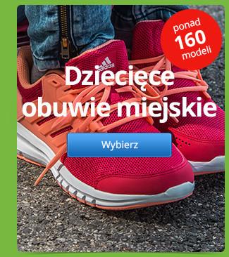 Dziecięce obuwie miejskie