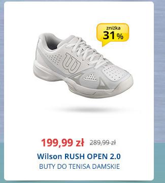 Wilson RUSH OPEN 2.0