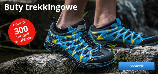 Buty trekkingowe – ponad 300 modeli w ofercie