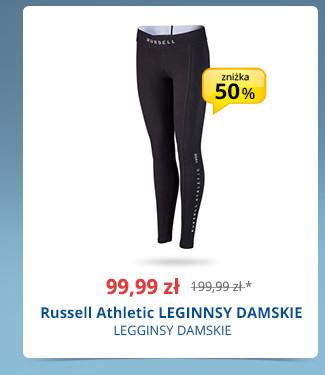 Russell Athletic LEGINNSY DAMSKIE