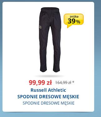 Russell Athletic SPODNIE DRESOWE MĘSKIE