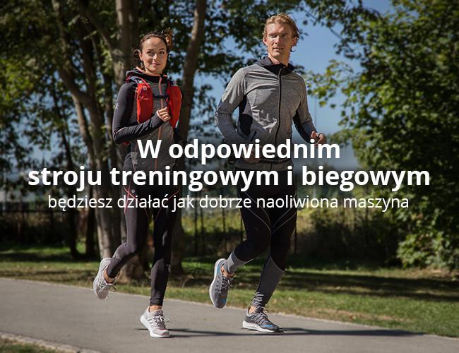 Odzież treningowa i biegowa