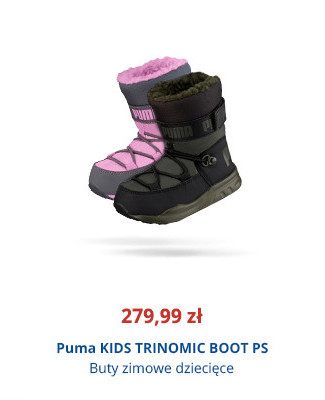 Puma KIDS TRINOMIC BOOT PS