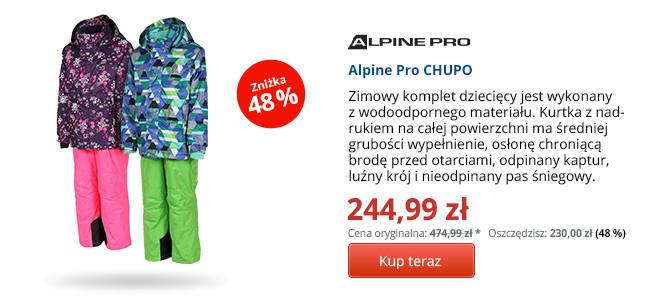 Alpine Pro CHUPO