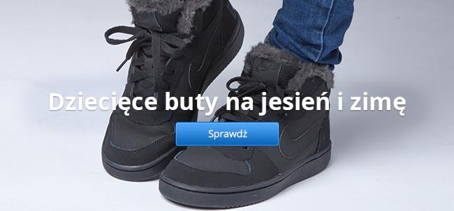 Dziecięce buty na jesień i zimę