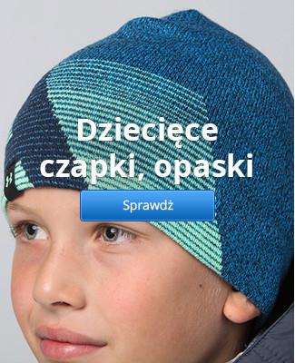 Dziecięce czapki, opaski