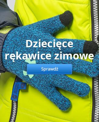 Dziecięce rękawice zimowe