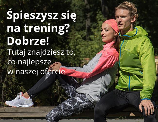 Śpieszysz się na trening? Dobrze!