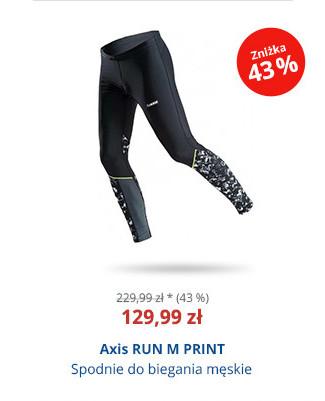 Axis RUN M PRINT