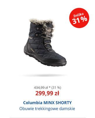 Columbia MINX SHORTY