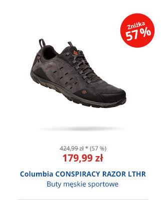 Columbia CONSPIRACY RAZOR LTHR