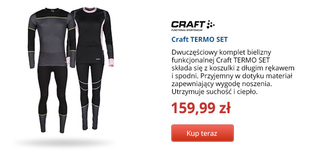 Craft TERMO SET