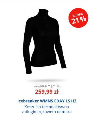Icebreaker WMNS EDAY LS HZ