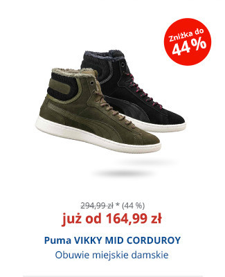 Puma VIKKY MID CORDUROY