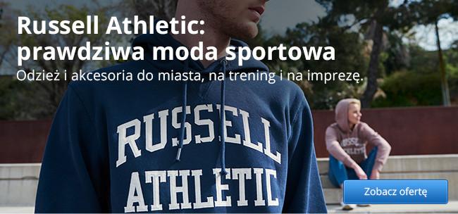 Russell Athletic: prawdziwa moda sportowa