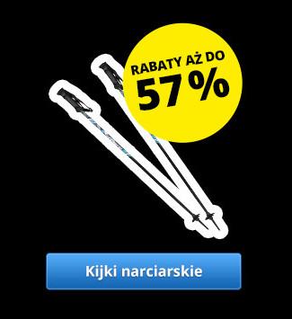 Kijki narciarskie – Rabaty aż do 57 %