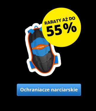 Ochraniacze narciarskie – Rabaty aż do 55 %