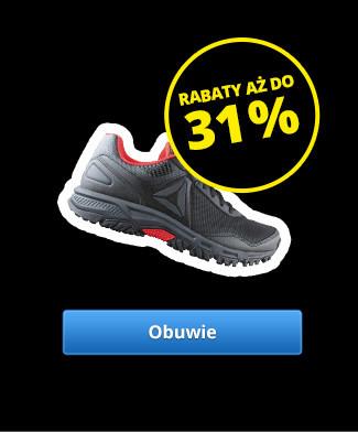 Obuwie – Rabaty aż do 31 %