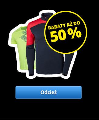 Odzież – Rabaty aż do 50 %
