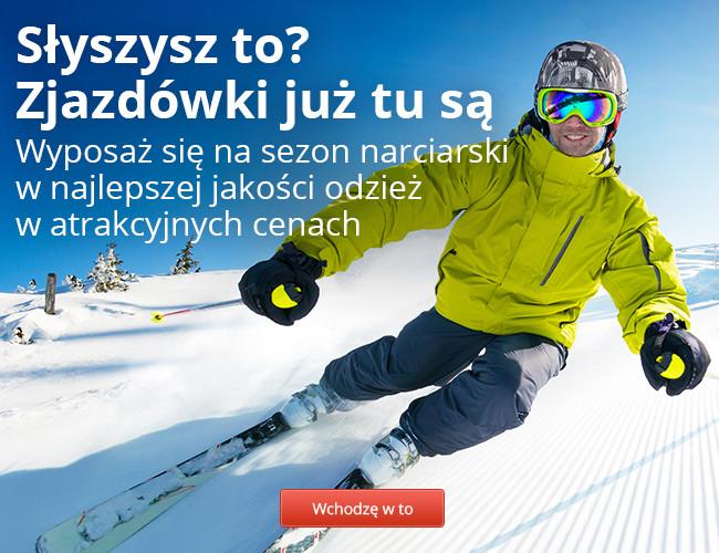 Moda narciarska