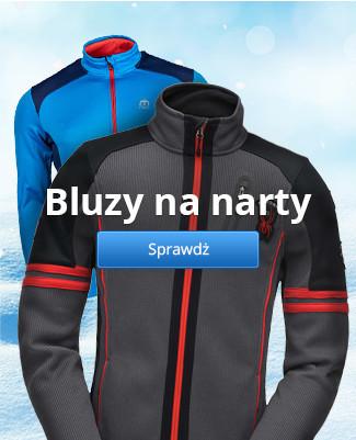 Bluzy na narty