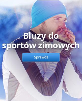 Bluzy do sportów zimowych
