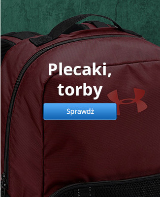 Plecaki, torby