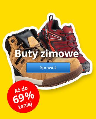 Buty zimowe  – Rabaty aż do 69 %