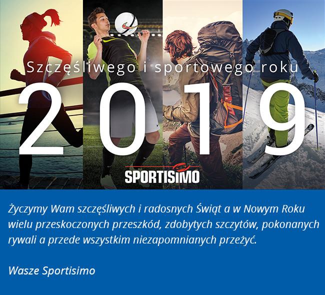 Szczęśliwego i sportowego roku 2019