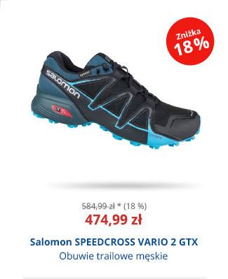Salomon SPEEDCROSS VARIO 2 GTX