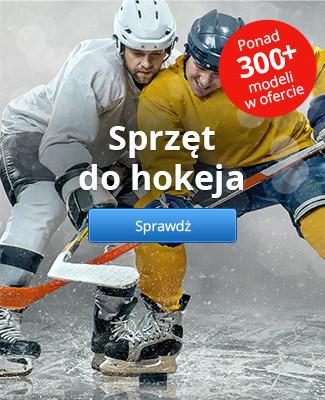 Sprzęt do hokeja - Ponad 300 modeli w ofercie
