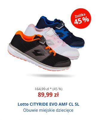 Lotto CITYRIDE EVO AMF CL SL