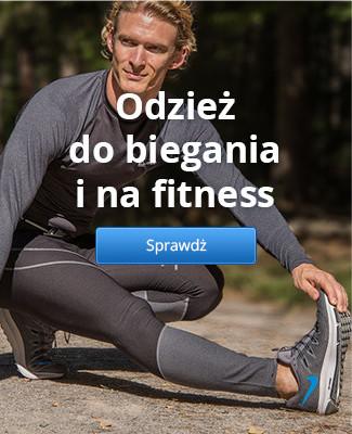 Odzież do biegania i na fitness
