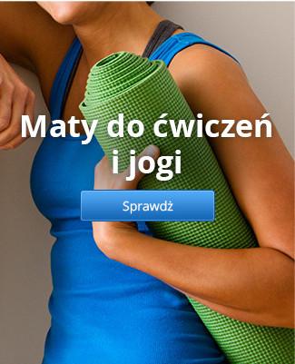 Maty do ćwiczeń i jogi