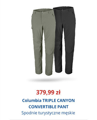 Columbia TRIPLE CANYON CONVERTIBLE PANT