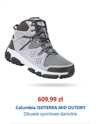 Columbia ISOTERRA MID OUTDRY