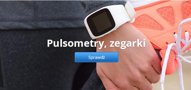 Pulsometry, zegarki