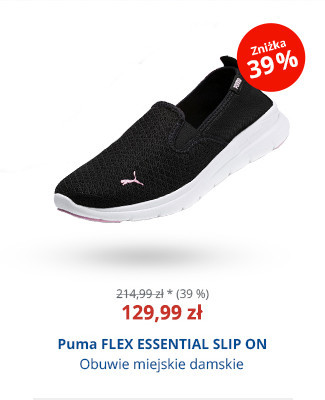 Puma FLEX ESSENTIAL SLIP ON