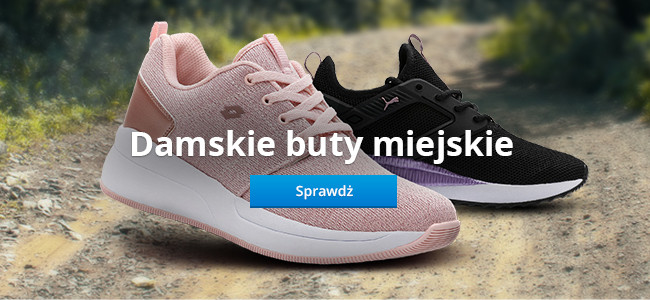 Damskie buty miejskie