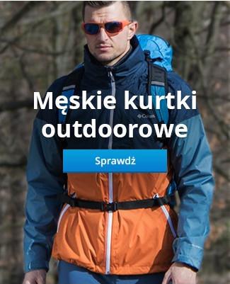 Męskie kurtki outdoorowe